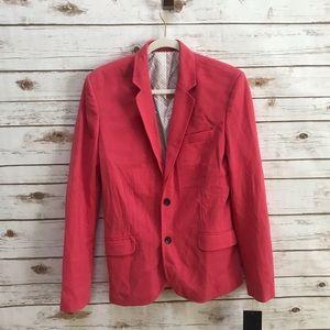 NWT Zara Pink blazer size medium